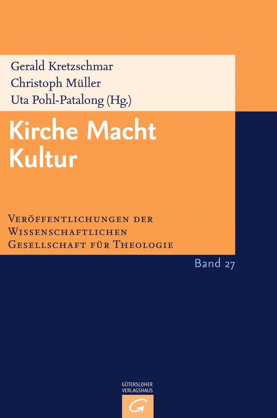 Kirche Macht Kultur (VWGTH 27)